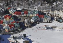 Marriott Residence Inn Tremblant hotel